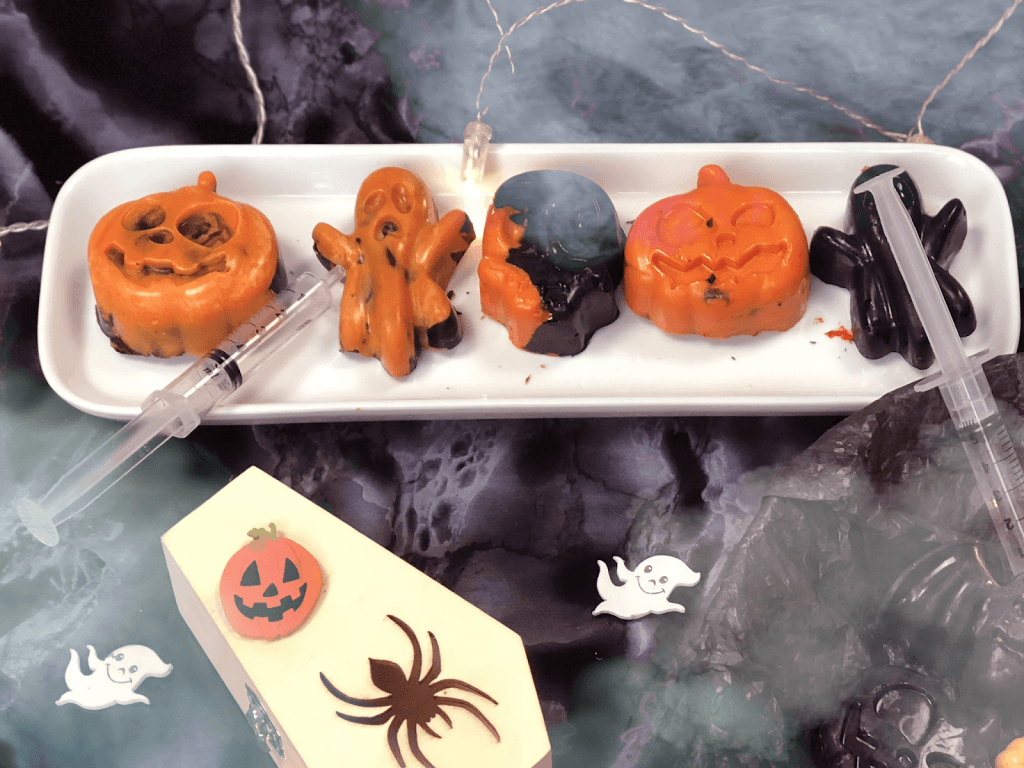 Creepy Cauldron Chocolates