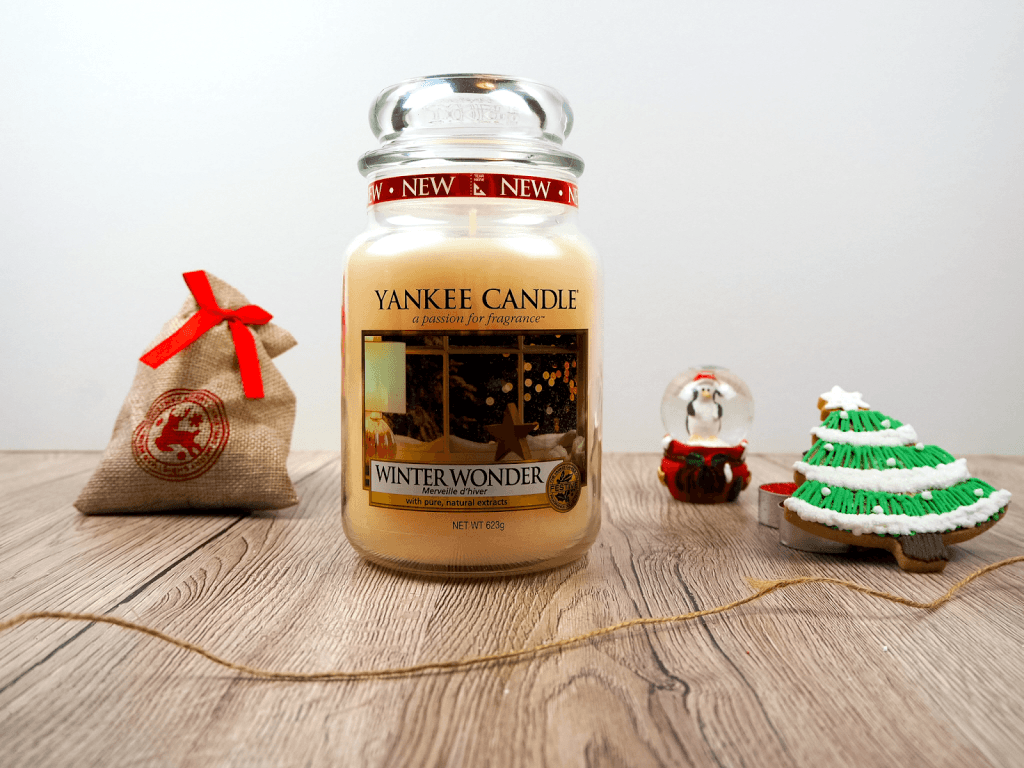Winter Wonder Candle