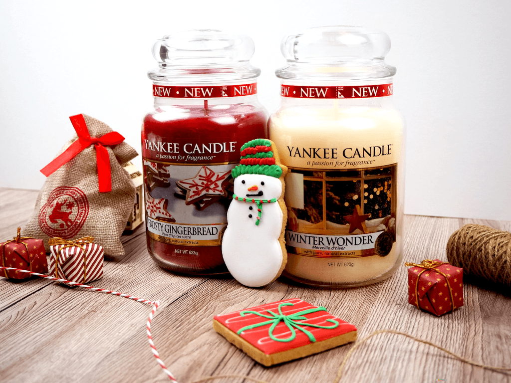 Yankee Candle Christmas Collection 2018