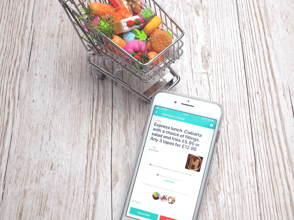 Introducing LoyaltyApp, the app which allows ou00
