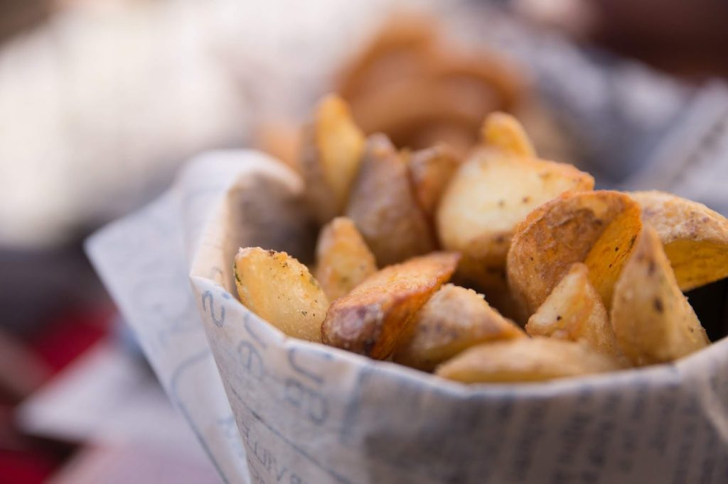 Easy and tasty recipe for slimming world chips