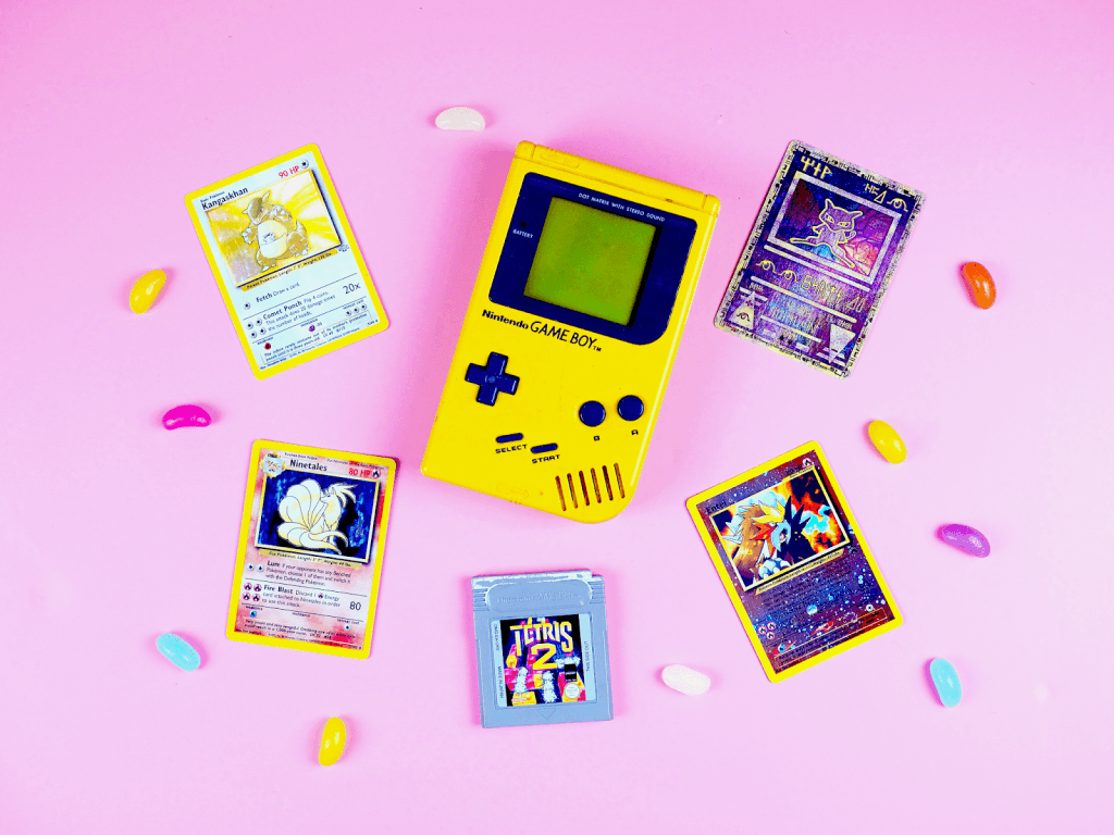 Growing up with popular toys and crazes from the 90's