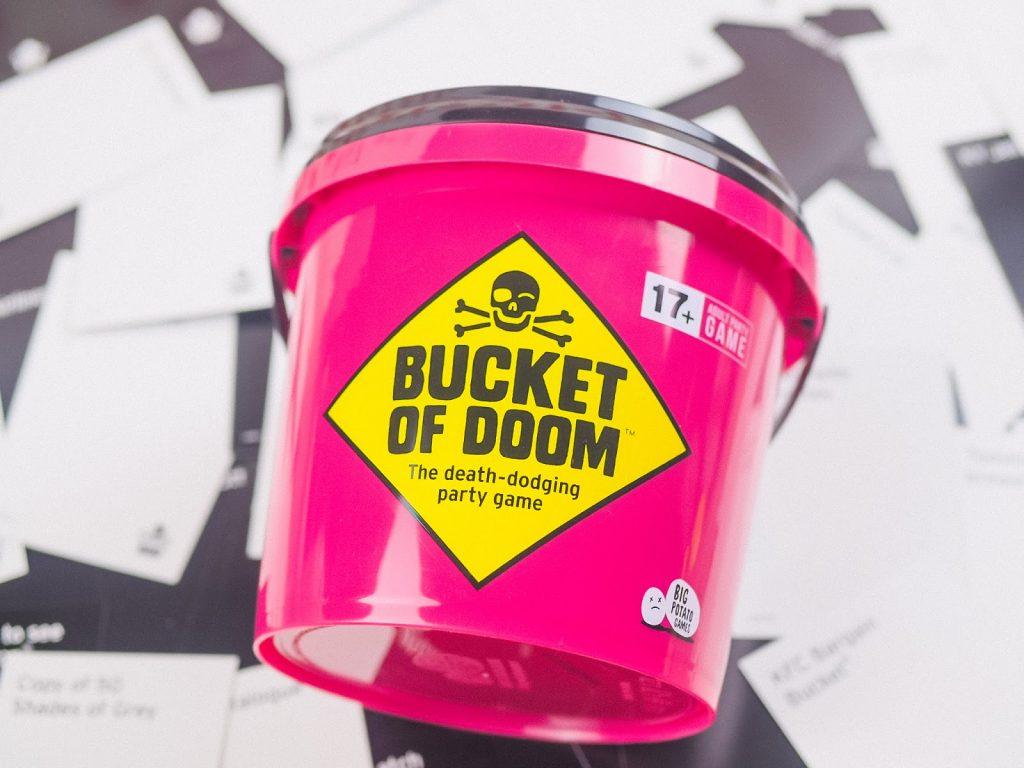 Big Potato Games Big Bucket of Doom