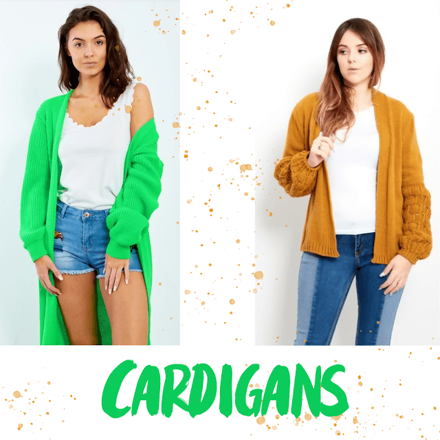 Justyouroutfit wishlist cardigans